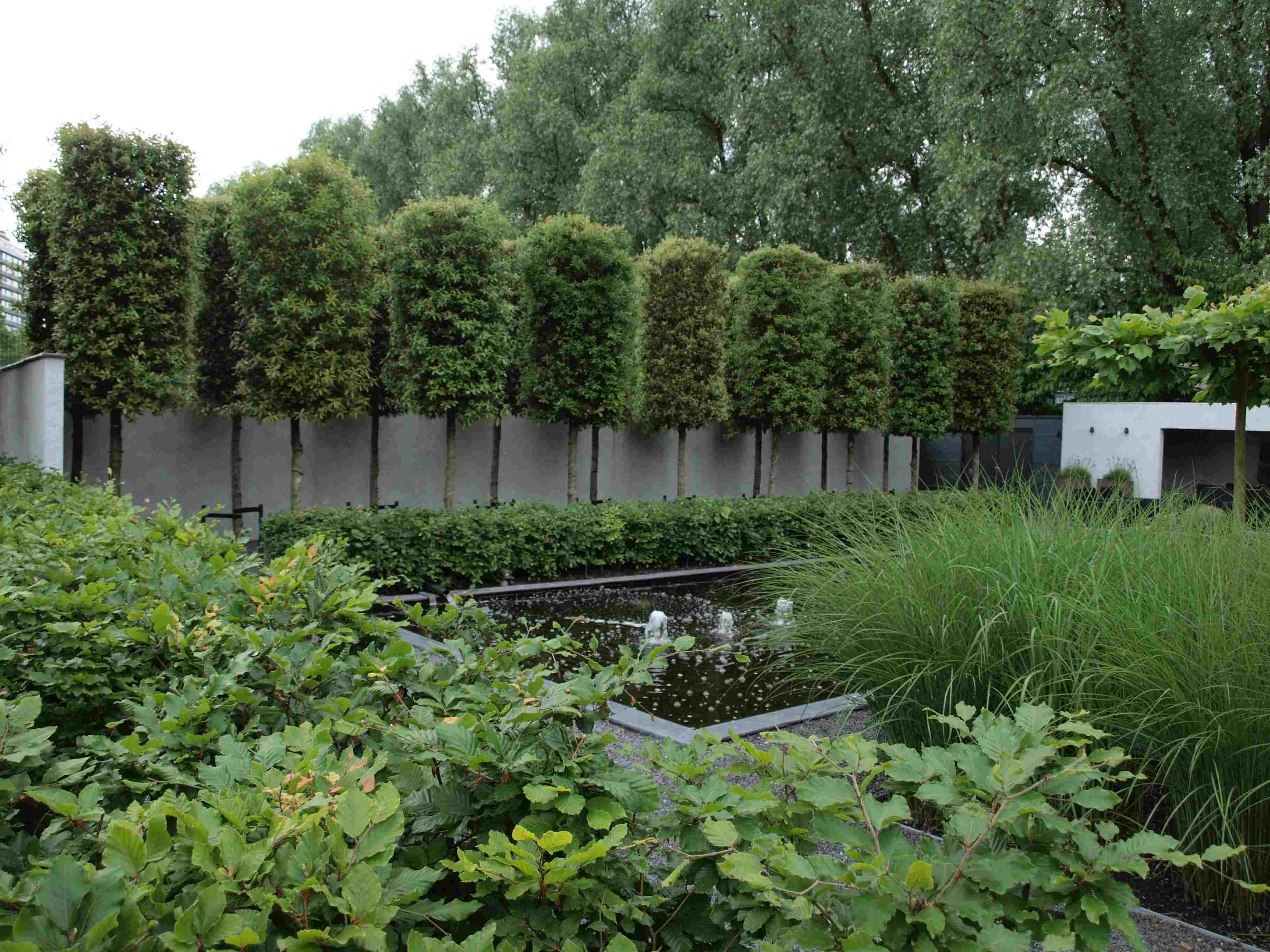 Tuinen kijken buitenskamers tuinontwerpen for Mooie tuinen kijken